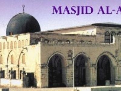 Masjid  al  Aqsa  in Islamic history Crescent International