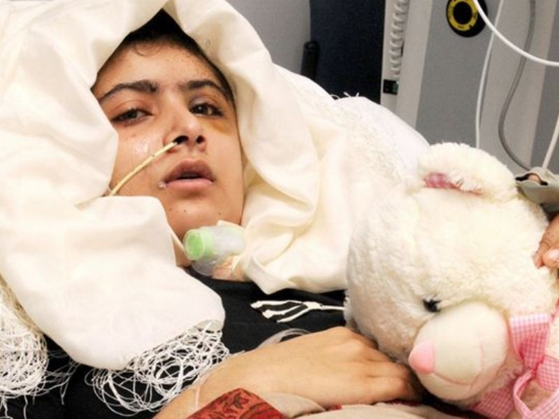 Image result for malala yousafzai attack