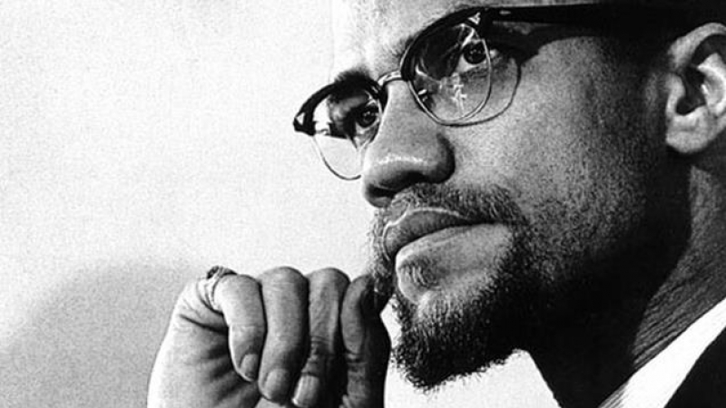 Malcolm x on twenty million black people in a political economic and mental prison january 23 1963 icit digital library