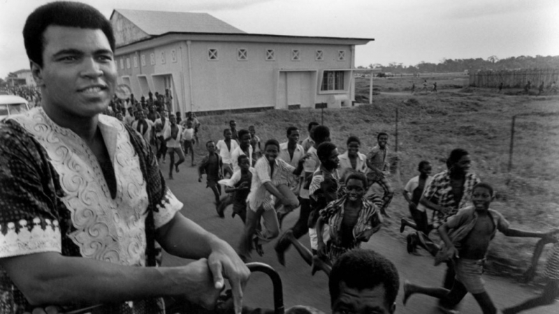 Muhammad Ali: boxing legend, human rights activist ...