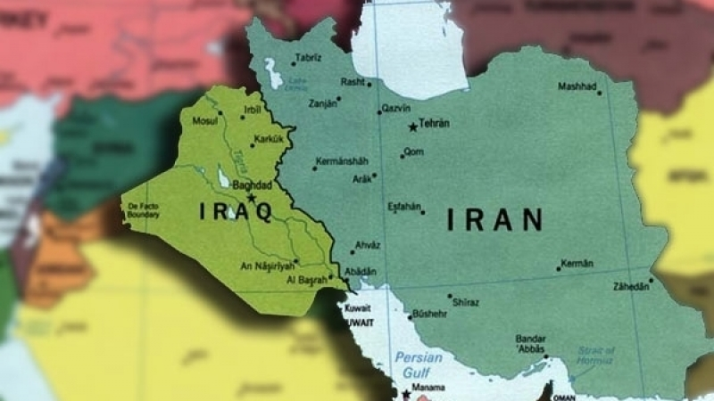 role of iraq in the persian
