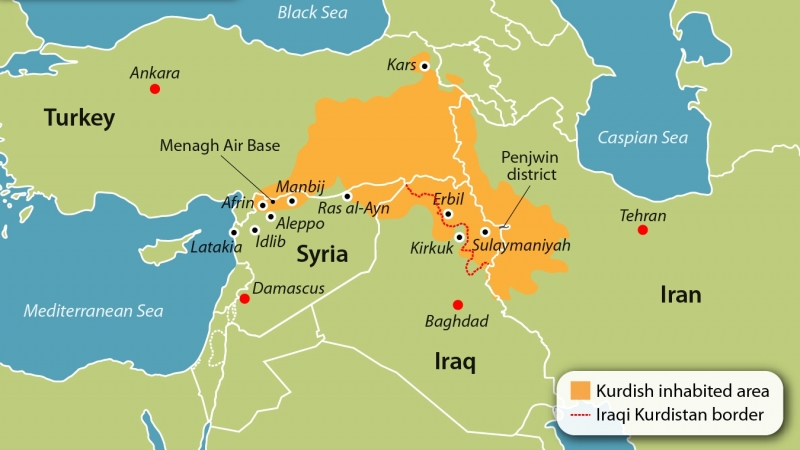 Η κουρδική αφύπνιση - Ενότητα, προδοσία, και το μέλλον της Μέσης Ανατολής