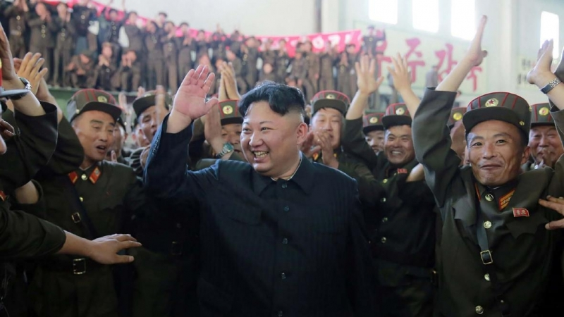 North Korea's standoff: The emperor has no clothes