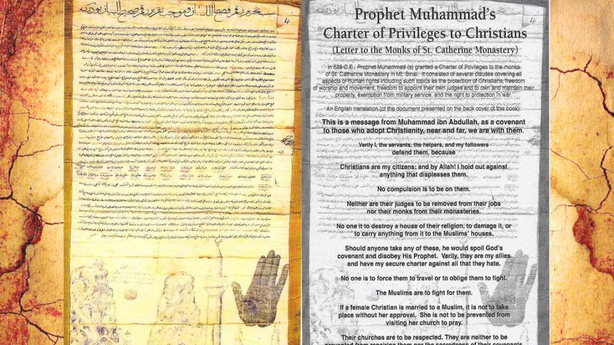 drjamorrow – The Covenants of the Prophet Foundation