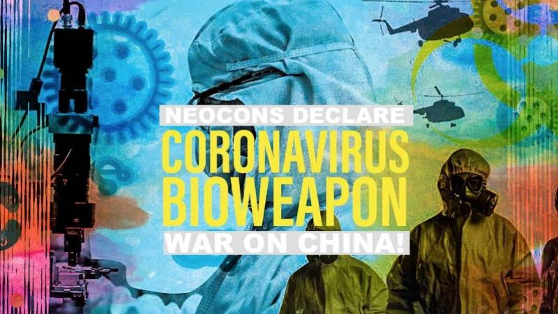 Bildergebnis für Coronavirus bio weapon