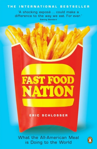 Book About Fast Food Industry