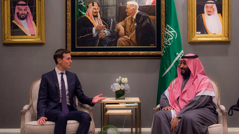 Bin Salman Repeatedly Lied During US Visit | Crescent